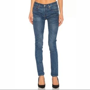 Re/Done Jeans High Rise Skinny